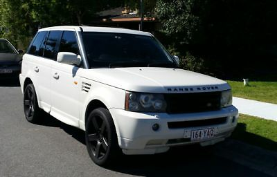 2007 Landrover Range Rover Sport Turbo Diesel Luxury SUV  NO RESERVE AUCTION