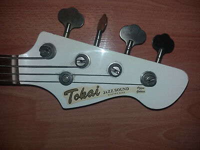 Tokai Vintage Bass aus Japan
