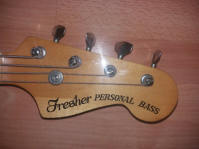 Fresher Vintage Bass aus Japan
