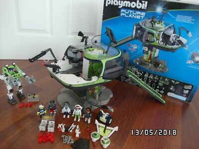 Playmobil Future Planet 5149 + E-Rangers Collectobot 5152, OVP, top Zustand