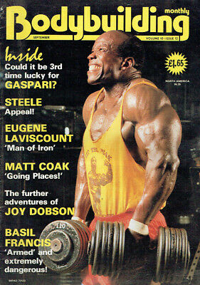 Bodybuilding Monthly,Volume 10 issue 12, Bodybuilding and fitness magazines