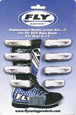 Fly Racing 6 Pc Buckle Lever Kit Y13-6 36-5014