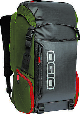 "Ogio Throttle Pack Green 11.5""x7""x20"" 123010.281"