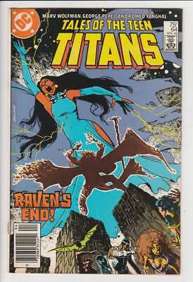 Tales of the Teen Titans Nr.64