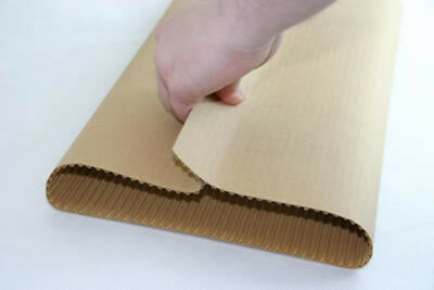 Padded envelopes on a roll - corrugated jiffy custom packaging mailing bags