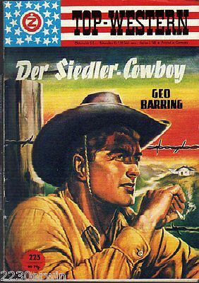 TOP WESTERN EXPRESS 223 / Geo Barring (1962-1975 Indra-Verlag)