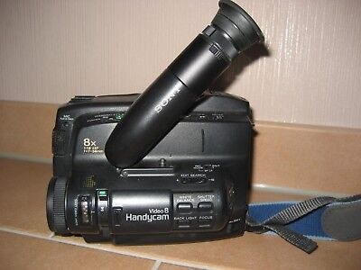 Sony Camcorder CCD TR 50E