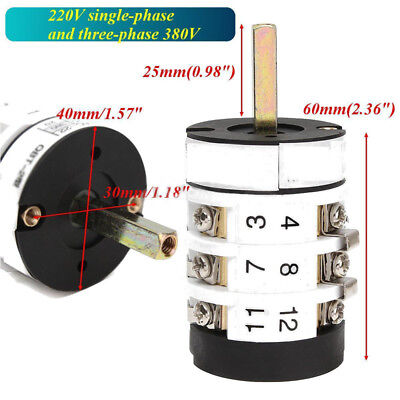 Changer Heavy 20a Reverse Motor 1x * Accs Machine Tire Auto Equip Switch Car