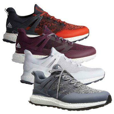 NEW Adidas Mens Crossknit Boost Golf Shoes  - Pick Your Size and Color