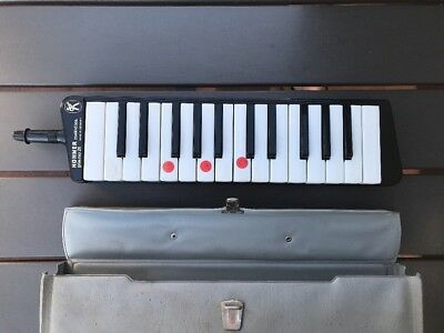 Hohner Melodica, Piano 26, Made in Germany