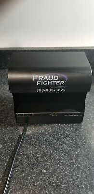 Uveritech Fraud Fighter Counterfeit Detection Scanner Uv-16
