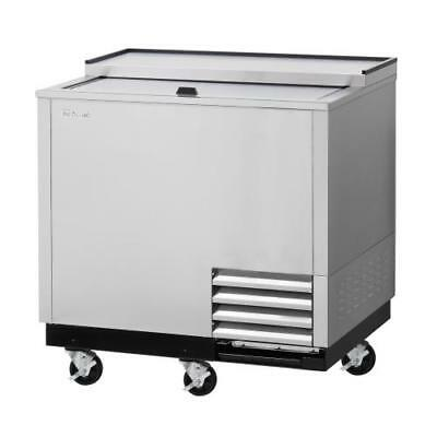 Turbo Air - TBC-36SD-GF-N - 36 3/4 in S/S Glass Chiller