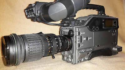 Sony DSR-300P Camcorder + Canon  YH12x4,8  KRS SY14