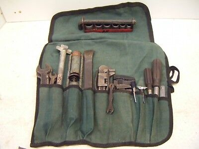 Vintage Superslim TW  AF Spanners / Tool Kit Tools / Tool Roll ?