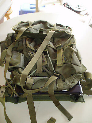 Alice Pack Military OD GREEN w/ FRAME & STRAPS Excellent condition - New
