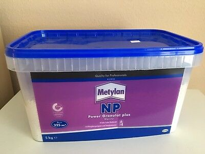 Metylan Power Granulat Plus # 5 Kg Kleister