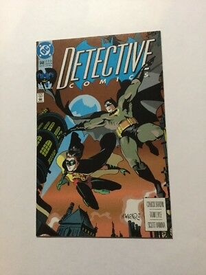 Detective Comics 648 First 1st Appearance Of Spoiler NM Near Mint