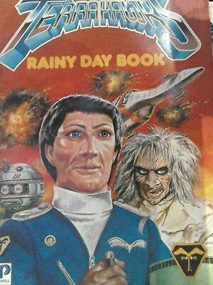 Gerry Anderson's Retransmission Rainy day book