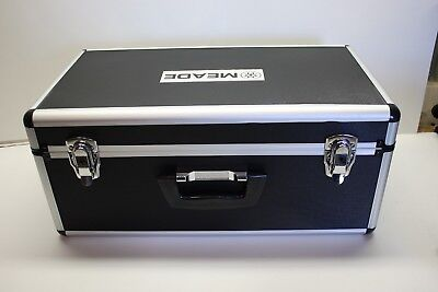 Meade 07385 ETX-80 80mm  Locking Telescope Hard Carrying Case - Very Good Condit