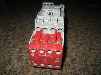 Allen-Bradley 100S-C09EJ14C Series A Safety Contactor Used Excellent Condition