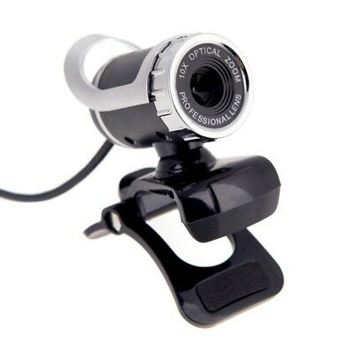 USB 2.0 12 Megapixel HD Camera Web Cam 360 Degree with MIC Clip-on for Deskto SR