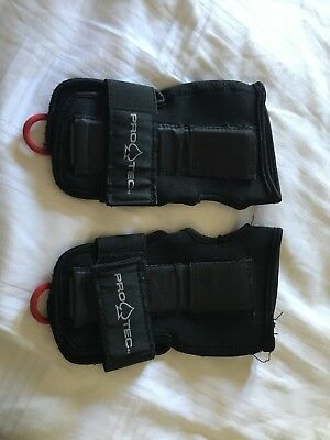 ProTech Ladies Snowboarding Wrist Guards Black Size L
