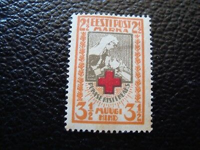 ESTONIA - stamp yvert and tellier N° 47 n HD (ONE SIZE)