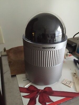 Panasonic PTZ WV-CS574 Security Surveillance Dome Camera *Tested*