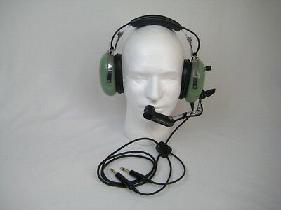 David Clark Refurbished Aviation Headset H10-30 with Volume Control