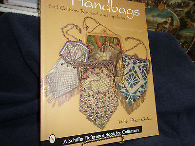 Handbags  3rd edition, revised & updated with price guide reference book