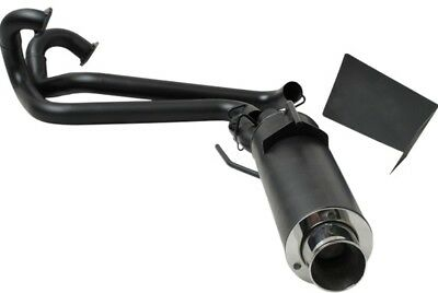 Gibson Black Exhaust System For Polaris RZR 800 08-13 ALL 98002