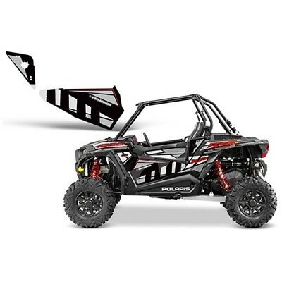 Pro Armor Black Pearl Door Panel Graphics for Polaris RZR XP 1000 P141210BP