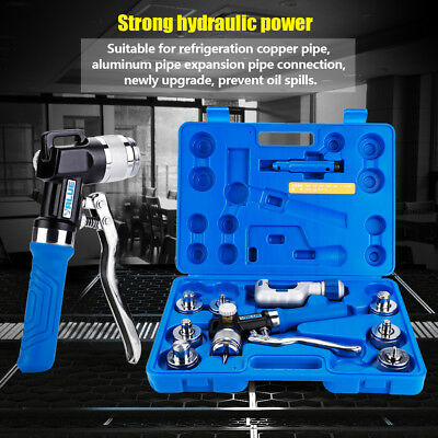 Hydraulic Swaging Pipe Expander Tubing Expansion Tool for Copper Aluminum Tubes