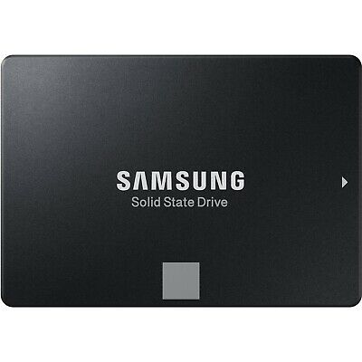 "Samsung 860 EVO Series 250GB 2.5"" SATA Internal Solid State Drive SSD 550MB/S"