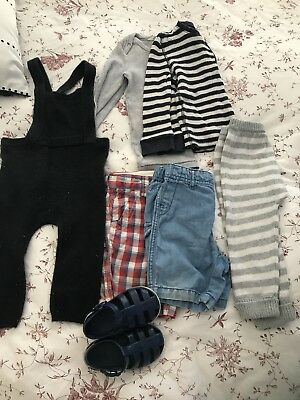 Country Road / Seed Boys 12 - 18 Months Bundle