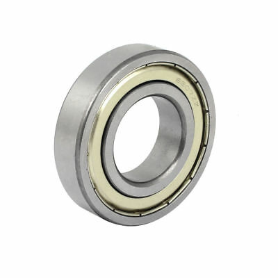 6207ZZ 35x72x17mm Metal Sealed Double Shielded Deep Groove Ball Bearing