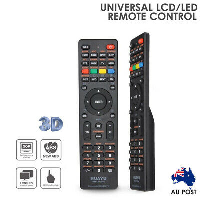 LCD/LED/3D TV Remote Universal  For PHILIPS/JVC/Samsung/TCL/TOSHIBA/Panasonic AU