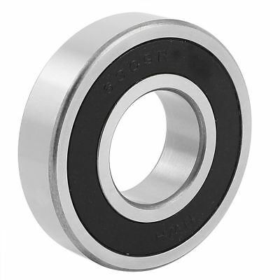H● 6309-2RZ Double Side Rubber Sealed Deep Groove Ball Bearing 100 x 45 x 25mm