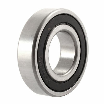 6206-2RS Electric Deep Groove Sealed Ball Bearing 30mm x 62mm x 16mm