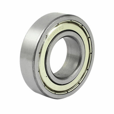 6206ZZ Metal Sealed Double Shielded Deep Groove Ball Bearing 30x62x16mm