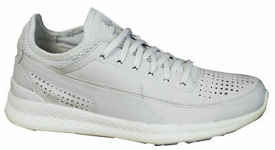 Puma Ignite Sock Mens Trainers Lace Up Shoe Off White Synthetic 360570 01  OppM8 d7224252a