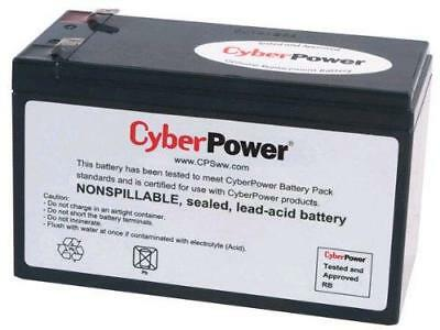 CyberPower RB1280A Replacement Battery Cartridge, Maintenance-Free