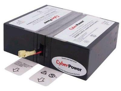 CyberPower RB1280X2A Replacement Battery Cartridge, Maintenance-Free