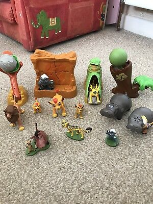 Disney Lion Guard Toys