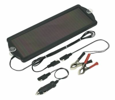 12V 2.5W Car Boat Yacht Solar Panel Trickle Battery Charger Outdoor Power Supply