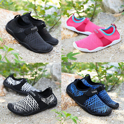 Kids Skin Barefoot Shoes Quick-Dry Water Shoes Aqua Socks for Beach Pool Surf