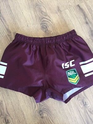 Manly Sea Eagles Shorts Size Small Excellent Condition