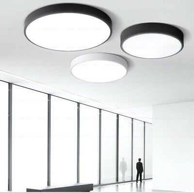 Macaron Color 5cm Ultra-thin Ceiling Light Acrylic Led Round Ceiling LampFixture