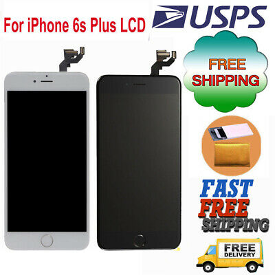 For iPhone6S Plus LCD Touch Screen Digitizer Full Replacement+Button A1634 A1687