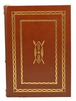 Easton Press AFRICAN GAME TRAILS Theodore Roosevelt Leather Bound 1992 VF
